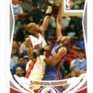 Lamar Odom Trading Card Single 2004-05 Topps #148 Heat