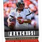 Josh Freeman Franchise Trading Card Single 2013 Score #296 Buccanneers