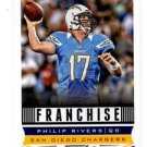 Philip Rivers Franchise Trading Card Single 2013 Score #293 Chargers
