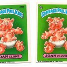Joan Clone Sticker 1986 Topps Garbage Pail Kids #220a NMT