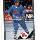 Stephane Morin Trading Card Single 1990-91 OPC #159 Nordiques