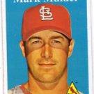 Mark Mulder Trading Card 2007 Bowman Heritgae #217 Cardinals