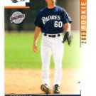 Todd Donovan RC Trading Card Single 2003 Leaf #301 Padres