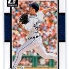 Justin Verlander Trading Card Single 2014 Donruss #91 Tigers