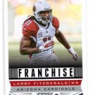 Larry Fitzgerald Franchise Trading Card Single 2013 Score #267 Cardinals