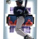 Preston Wilson Trading Card Single 2003 SP Authentic #90 Rockies
