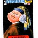 Dutch Debra Artistic Inflluence Single 2015 Topps Garbage Pail Kids #2b