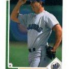 Tino Martinez Trading Card 1991 Upper Deck #553 Mariners