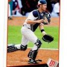 Joe Mauer Trading Card Single 2009 Topps #340 Twins