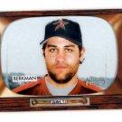 Lance Berkman Trading Card Single 2004 Bowman Heritage #81 Astros