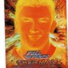 James Van Riemsdyk Thermal Threat 2015-16 UD Full Force #TTJV Leafs