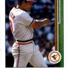 Cal Ripken Jr. Trading Card Single 1989 Upper Deck #467 Orioles *Ben