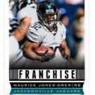 Maurice Jones-Drew Franchise Trading Card Single 2013 Score #281 Jaguars
