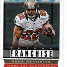 Doug Martin Future Franchise Trading Card Single 2013 Score 328 Falcons