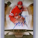Ryan Murphy RC On Card Auto Insert 2013-14 UD Ultimate #152 Hurricanes 277/299