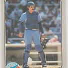Buck Martinez Trading Card Single 1983 Fleer #433 Blue Jays