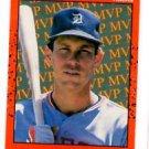 Alan Trammell Trading Card Single 1990 Donruss #BC26 Tigers