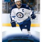 Andrew Ladd Blue Insert 2015-16 UD Overtime #24 Jets