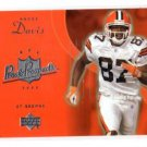 Andre Davis Trading Card Single 2003 UD Pros & Prospects #21 Browns