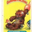 Salvatore Dolly Sticker 1986 Topps Garbage Pail Kids #164b EX+