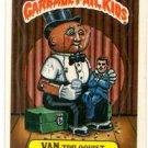 Van Triloquist Sticker 1986 Topps Garbage Pail Kids #152b NMT