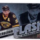 Patrice Bergeron Flash of Excellence Insert 2015-16 UD Full Force #FOE-7 Bruins