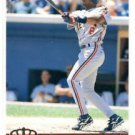 Albert Belle Trading Card Single 1994 Pacific Collection #165 Indians