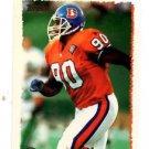 Dan Williams Trading Card Single 1995 Topps #366 Broncos