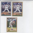 Kerry Wood Trading Card Lot of (3) 1999 Topps #20 & #204 Opening Day #20 Cubs