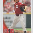 Mike Leake RC Trading Card Single 2010 Topps Update Series #US-317 Reds