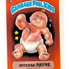 Intense Payne Sticker 1986 Topps Garbage Pail Kids #210a NMMT