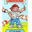 Otto Graph Trading Card Single 2015 Topps Garbage Pail Kids #66a