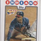 Kenny Lofton Trading Card Single 2008 Topps #128 Indians HL