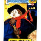 Artful Aristide Artistic Influence Single 2015 Topps Garbage Pail Kids #10b