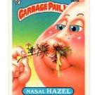 Nasal Hazel Sticker 1986 Topps Garbage Pail Kids #225a