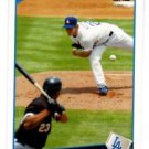 Clayton Kershaw Trading Card Single 2009 Topps #575 Dodgers