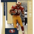 Tai Streets Trading Card Single 2004 Playoff Prestige #125 49ers