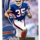 Jonathan LInton Trading Card Single 2000 Playoff Absolute #19 Bills