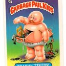 Trashy Trudy Sticker 1986 Topps Garbage Pail Kids #217a NMMT