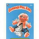 Unstitched Mitch License Back Sticker 1985 Topps Garbage Pail Kids UK Mini #40a