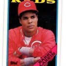 Barry Larkin Trading Card Single 1988 Topps 102 Reds