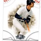 Don Mattingly Trading Card Single 2008 Donruss Threads #35 Yankees
