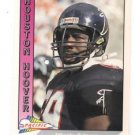 Houston Hoover Trading Card Single 1991 Pacific #15 Falcons