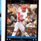 Ken Griffey Jr Trading Card Single 2007 Topps Updates & Highlights #UH230 Reds