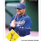 Chuck Knoblauch Trading Card Single 2003 Fleer Tradition #394 Royals