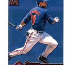 John Stewart Copper Parallel Trading Card 2000 Paramount #248 Blue Jays