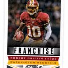 Robert Griffin III Franchise Trading Card Single 2013 Score #298 Redskins