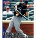 Todd Helton Trading Card Single 2010 Topps Opening Day #173 Rockies