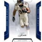 Shannon Sharpe Trading Card Single 2003 Fleer Flair #84 Broncos