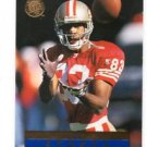J.J. Stokes Trading Card Single 1996 Fleer Ultra #146 49ers